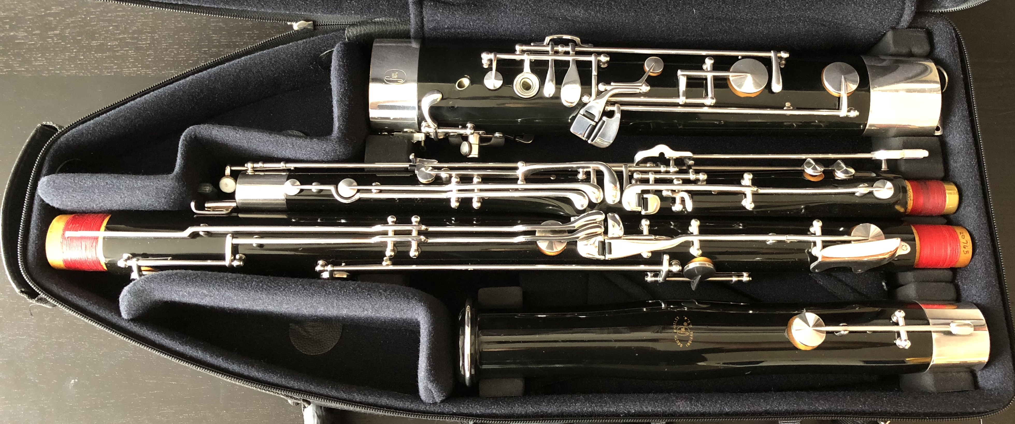 Pre-Owned Bassoons - iNNOLEDY