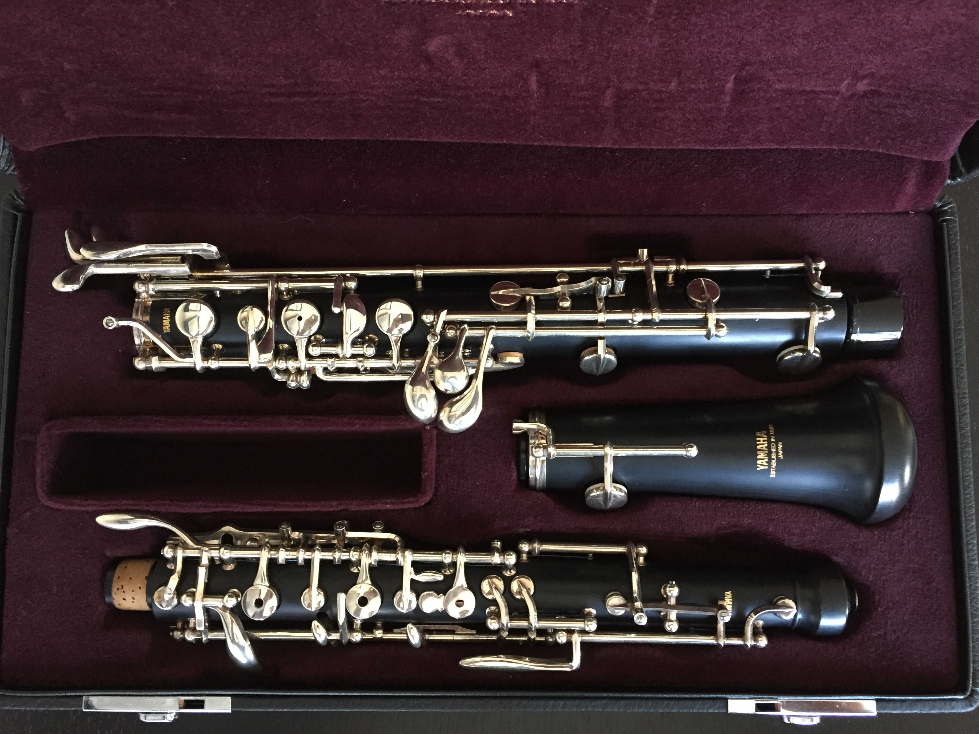 What Are Yamaha Oboes Made Of